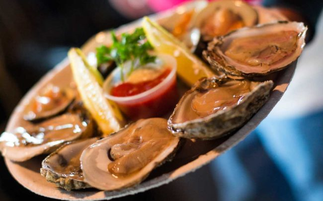 Flo's Clam Shack, seafood, restaurant, Rhode Island, seafood restaurant, oysters