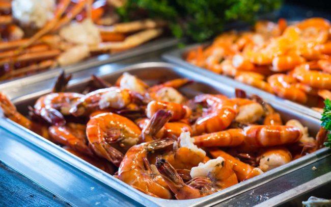 Flo's Clam Shack, seafood, restaurant, Rhode Island, seafood restaurant, shrimp